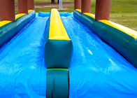 Giant  Slip N Slide Water Slidewater / Bouncy Slip And Slide  Funny Dual Lane