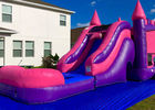 Kids Inflatable Bounce House / Children'S  Inflatable Jump House 5Mx 9M X 5M